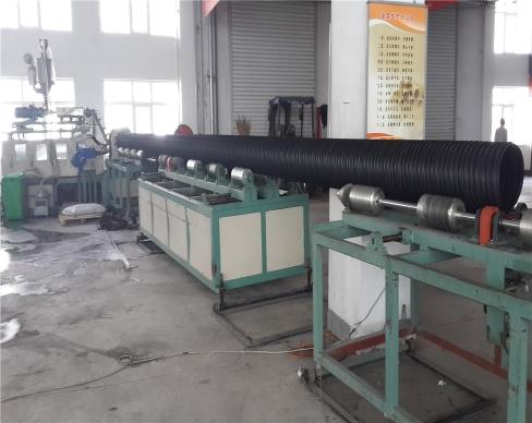 塑钢缠绕管设备