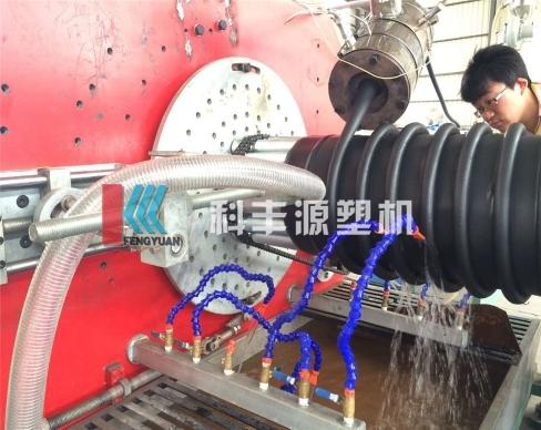 科丰源带您了解克拉管设备的工艺制作流程
