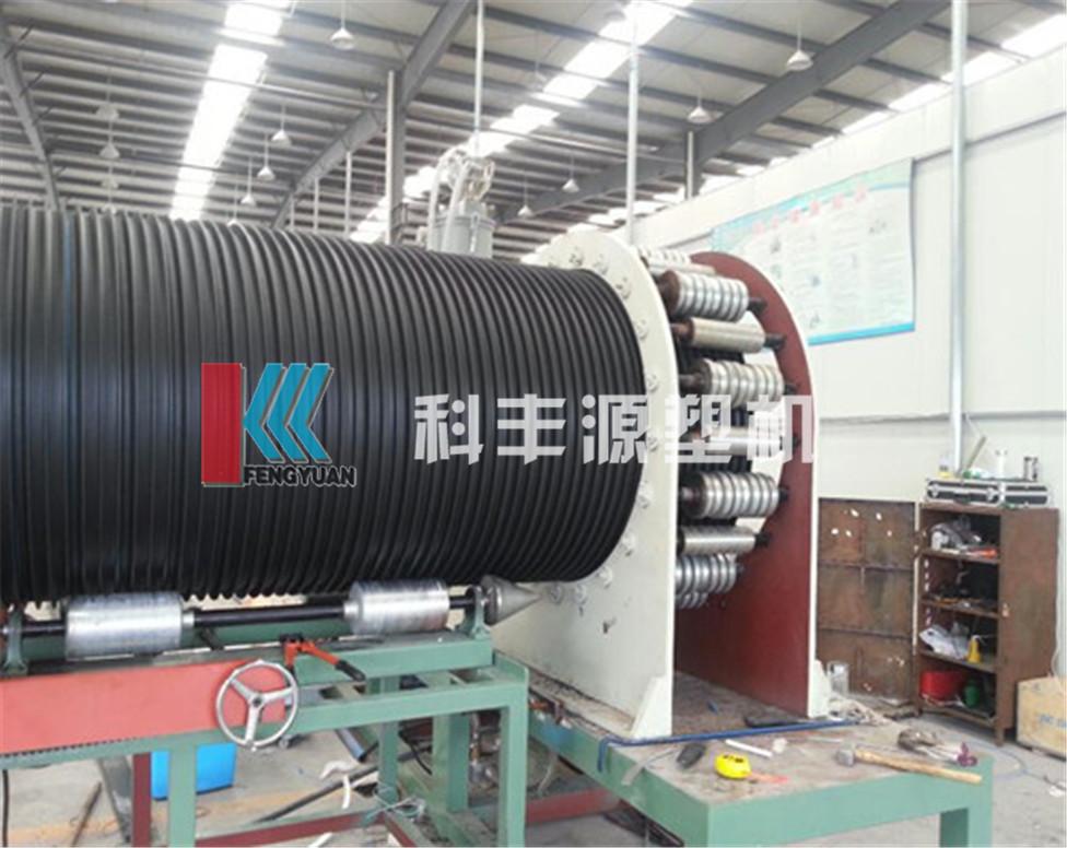 聚乙烯塑钢管设备